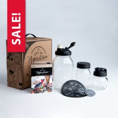 reCAP® Art of Aperitivo: Italian Happy Hour Gift Set
