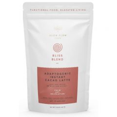 The blend, a combination of cacao, reishi mushroom, organic spices, superfoods and adaptogens, will make a creamy, delicious chocolate beverage.