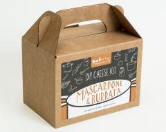Mascarpone & Burrata Cheese Kit - Case of 12