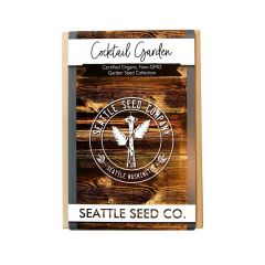 Garden Seed Collections - Case of 4