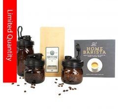 NEW reCAP® Mason Jar Coffee Gift Set