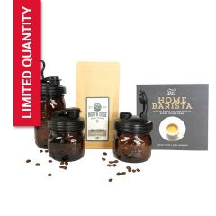 NEW reCAP® Mason Jar Coffee Gift Set