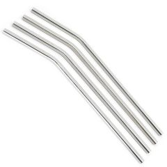 Bulk Steel Straws- Pack of 50