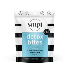 SMPL® Superfood Detox Bites - 8 Pack