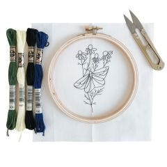 DIY Embroidery Kit - Case of 25