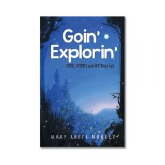 "Cover of ""Goin' Explorin'"" storeybook"