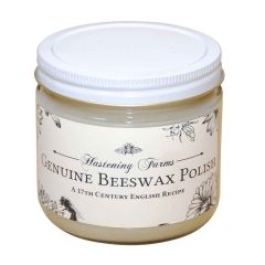 Hastening Farms Genuine Beeswax Polish, 12 oz. - Case of 12