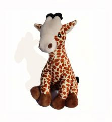 Gilbert the Farting Giraffe Plush Toy with Farting Sound Insert