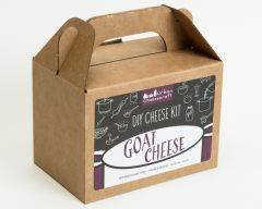 Sample - Crumbly Goat Cheese Kit