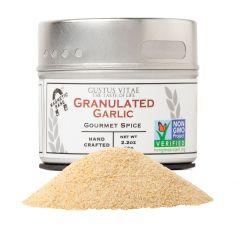 Granulated Garlic - Case of 8
