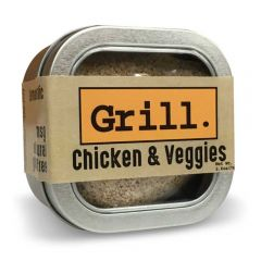 Grilling Spices Seasoning Rubs for Meat and Veggies - Case of 6