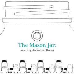 The History of Mason Jars Book