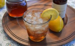 Honey Vodka Sweet Tea