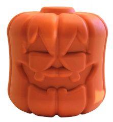 MKB Jack O' Lantern - Large, Orange Dog Toy