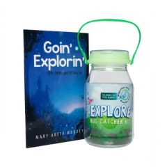 Explorer Bug Catcher and Goin' Explorin' book