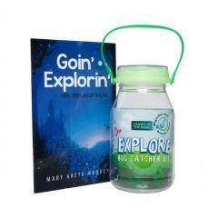 Explorer Bug Catcher and Goin' Explorin' book