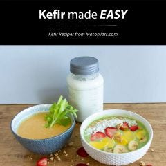 Kefir How-to & Recipes: ebook Download