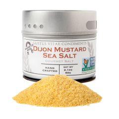 Dijon Mustard Sea Salt - Case of 8