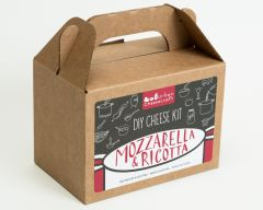 Mozzarella & Ricotta Cheese Kit - Case of 12