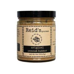 Reid's Gourmet Peanut Butter - 9 oz Jar
