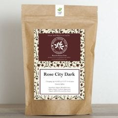 2 oz Rose City Dark  Artisan Loose Leaf Tea (case of 5)