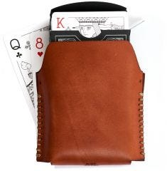 Misc. Goods Co. Leather Single Playing Cards Case - Case of 6