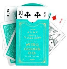 Misc. Goods Co. Playing Cards, Premium - Case of 12