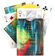 Misc. Goods Co. Playing Cards Cina Deck Premium - Case of 12