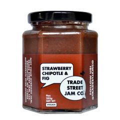 Strawberry Fig & Chipotle Small Batch Vegan Jam - Case of 12