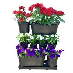Flower Planter for Vertical Gardens