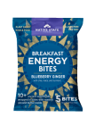 Organic Superfood Snack Bites-Blueberry Ginger, 8ct