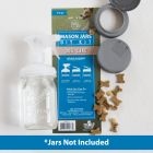 reCAP® Mason Jars DIY Dog Care Kits Wholesale - Case of 6