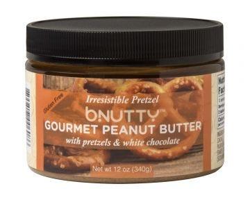 gourmet peanut butter, artisan nut butter, small-batch peanut butter, real peanut butter