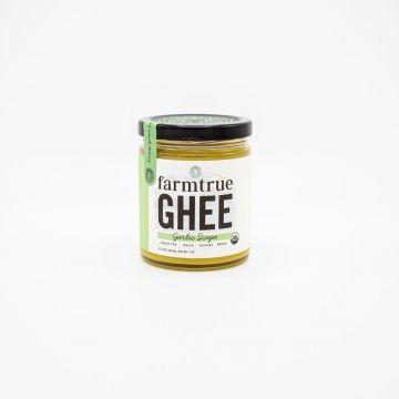 Case of (6) - 9oz Garlic Scape Ghee