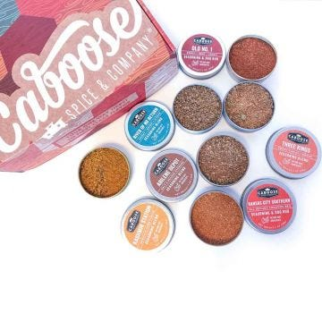 Caboose Spice and Company Adventurer Gift Set