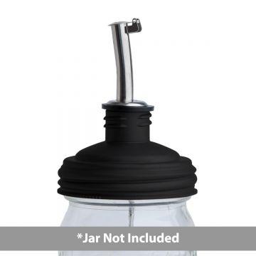 reCAP Pour tap on a mason jar