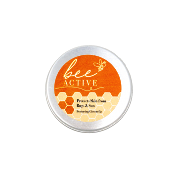 Bee Active Moisturizer and Bug Repellent Sample