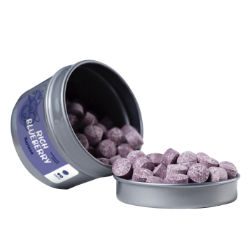 Blueberry Toothpaste Tablets