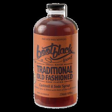 Bootblack Brand- Cocktail Syrup - 8 oz Bottles - 12/case