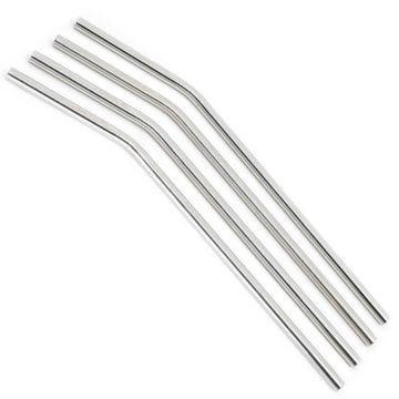 Bulk Steel Straws- Pack of 50