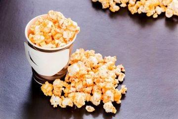 Spicy Sriracha Movie Popcorn Recipe