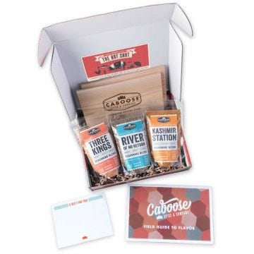 Hot Shot Gift Set of Spices