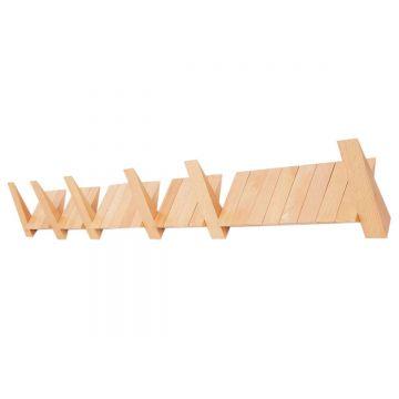 Large wooden Coat hanger