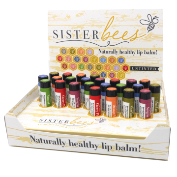 Spring and Summer Lip Balm Set- Case of 48
