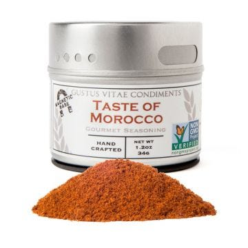 Taste of Morocco - Case of 8