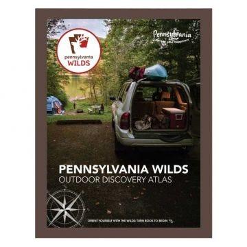 Wholesale Pennsylvania Wilds Outdoor Discovery Atlas