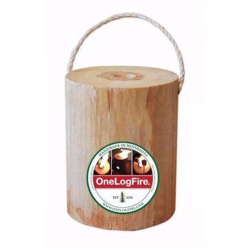 Sample - OneLogFire Portable Quick Start Fire Log