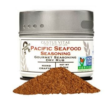 Pacific Seafood Seasoning - Case of 8