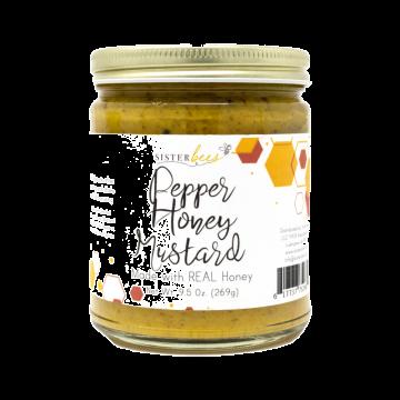 Pepper Honey Mustard- Case of 6