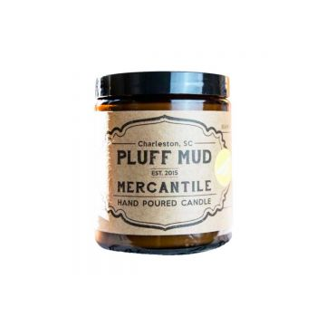 Pluff Mud Mercantile Scented Soy Candle - Home/Kitchen - 8oz